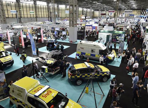 The Emergency Services Show HALL 5 | NEC | BIRMINGHAM 19-20 SEPTEMBER 2018