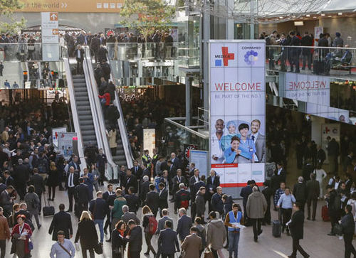 Medica 2018 - the international medical device trade fair based in Germany