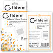 Cutiderm Adhesive Sterile Wound Dressings - Pack of 10 (80mmx100mm) Thumbnail