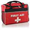 Sportpro All-Purpose Sports First Aid Kit in Large Red Run- On Bag Thumbnail