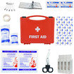 JFA Burns Economy First Aid Kit - Standard Case  Thumbnail