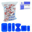JFA HSE 10 person catering first aid kit refill including 100 blue detectable plasters Thumbnail