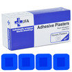 JFA Medical Square Blue Plasters - 50 per pack  Thumbnail