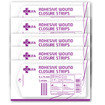 JFA Medical Wound Closure Strips 6mm x 75mm - 150 strips per pack  Thumbnail