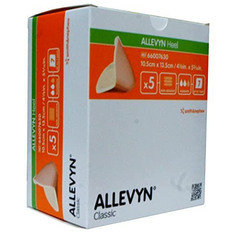 Allevyn Heel dressing - Pack of 5