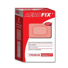 Aerofix Non Woven Adhesive Island Dressing 100x200mm - Pack of 20