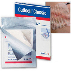 Cuticell Classic Gauze Dressings 5cm x 5cm - Pack of 5