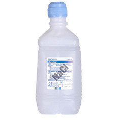 Baxter Sterile Saline NaCl 0.9%, 1000ml - Pack of 12