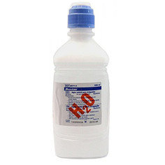 Baxter Sterile Water, H20, 1000ml - Pack of 12