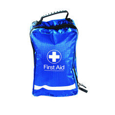 Small Blue Eclipse First Aid Bag 16.5cm x8cm x 8cm