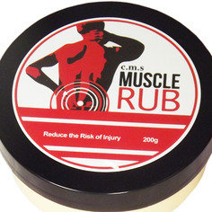 C.M.S Muscle Rub Cream 200G