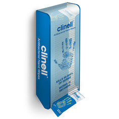 Clinell Antibacterial Hand Wipe Dispenser