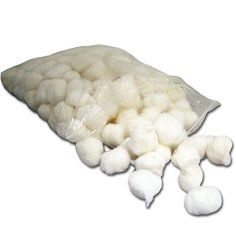 Cotton Wool Balls - 200 per pack