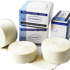 Elasticated Tubular Support Bandage Size F - Large Thighs 10cm x 10m