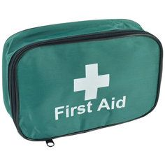 Green Economy first aid pouch - empty