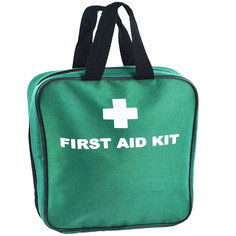 Green Response First Aid Bag - Empty