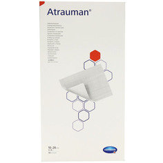 Hartmann Atrauman Dressings, 10x20cm, Box of 30