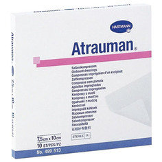 Hartmann Atrauman Dressings, 7.5x10cm, Box of 50