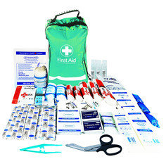 JFA 215 Piece Premium First Aid Kit Bag