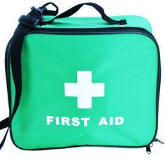 JFA First Aid Green Fast Response Bag - Empty
