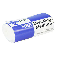 JFA High Quality Medium HSE dressing 12x12cm - pack of 6