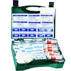 JFA Medical School Science Lab First Aid Kit - 55 Piece Kit