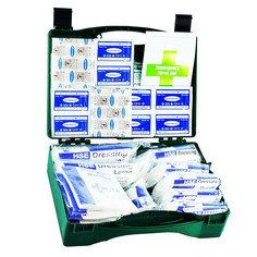 JFA Medical 10 Person HSE Compliant Workplace First Aid Kit in standard case