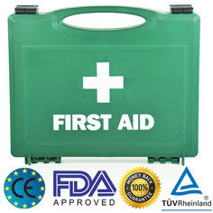 Trade Only 10 Person HSE Workplace First Aid Kit in standard case
