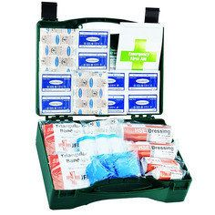 JFA Medical 20 Person HSE Workplace First Aid Kit in standard case