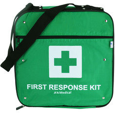 JFA Medical Large First Response First Aid Bag - Empty