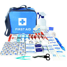 JFA Medical Blue Comprehensive Sports First Aid Kit