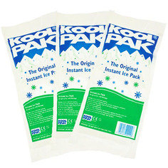 Koolpak Instant Ice Pack 120mm x 290mm - Individual