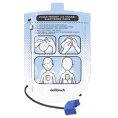 Lifeline AED Child Defibrillation Pads Package (1 set)
