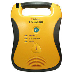 Lifeline AUTO Fully Automatic Defibrillator With 5 Year Battery