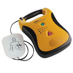 Lifeline AED Semi-Automatic Defibrillator With 5 Year Battery