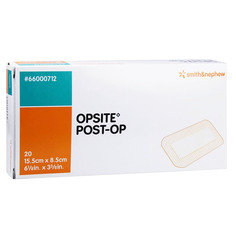 Opsite Post-Operative Dressing, 15 x 8.5 cm - Pack of 20