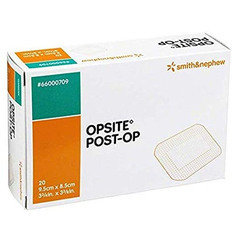 Opsite Post-Operative Dressing, 9.5 x 8.5 cm - Pack of 20