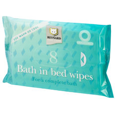 Reynard Bath in Bed Wipes
