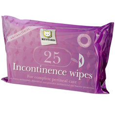 Reynard Incontinence Wipes