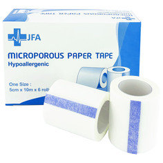 Standard Microporous Tape 5cm x 10m - BOX OF 6