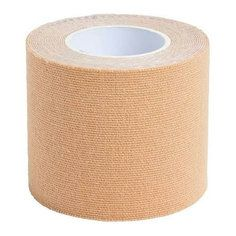 Tan Kinesiology tape 5cm x 5m