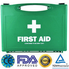 Trade Only 50 Person HSE Workplace First Aid Kit in standard case