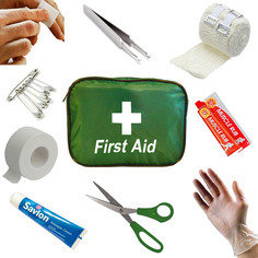 Walking First Aid Kit Refill
