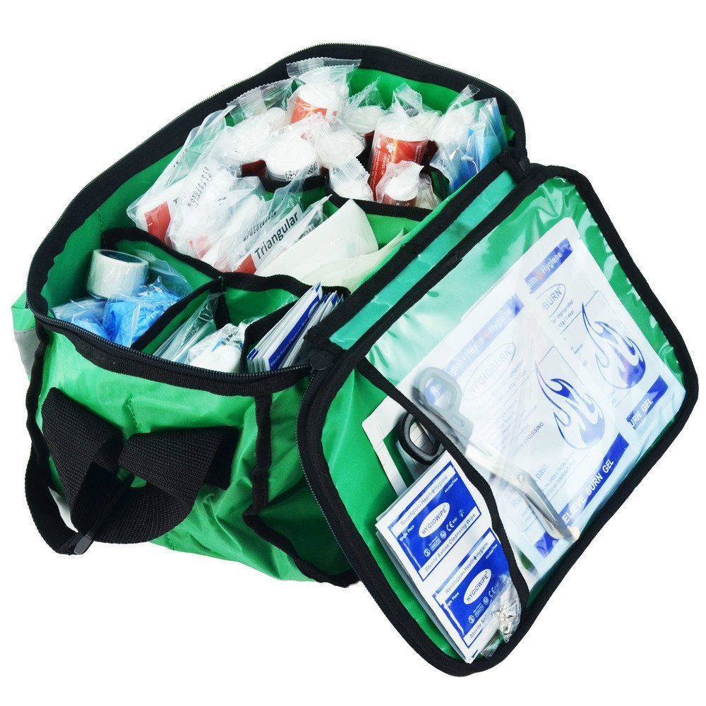 JFA Large BSI First Aid Kit in Haversack Bag