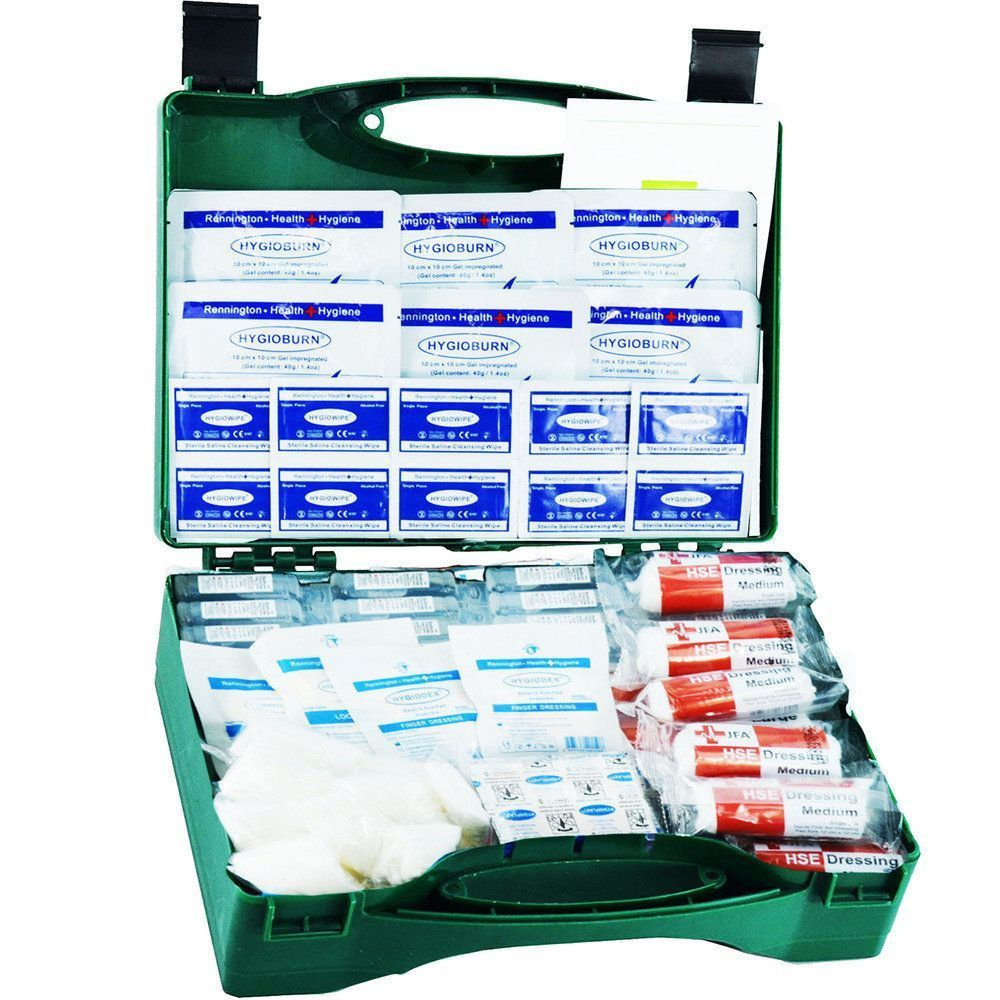 JFA Medical School Science Lab First Aid Kit - 75 Piece Kit