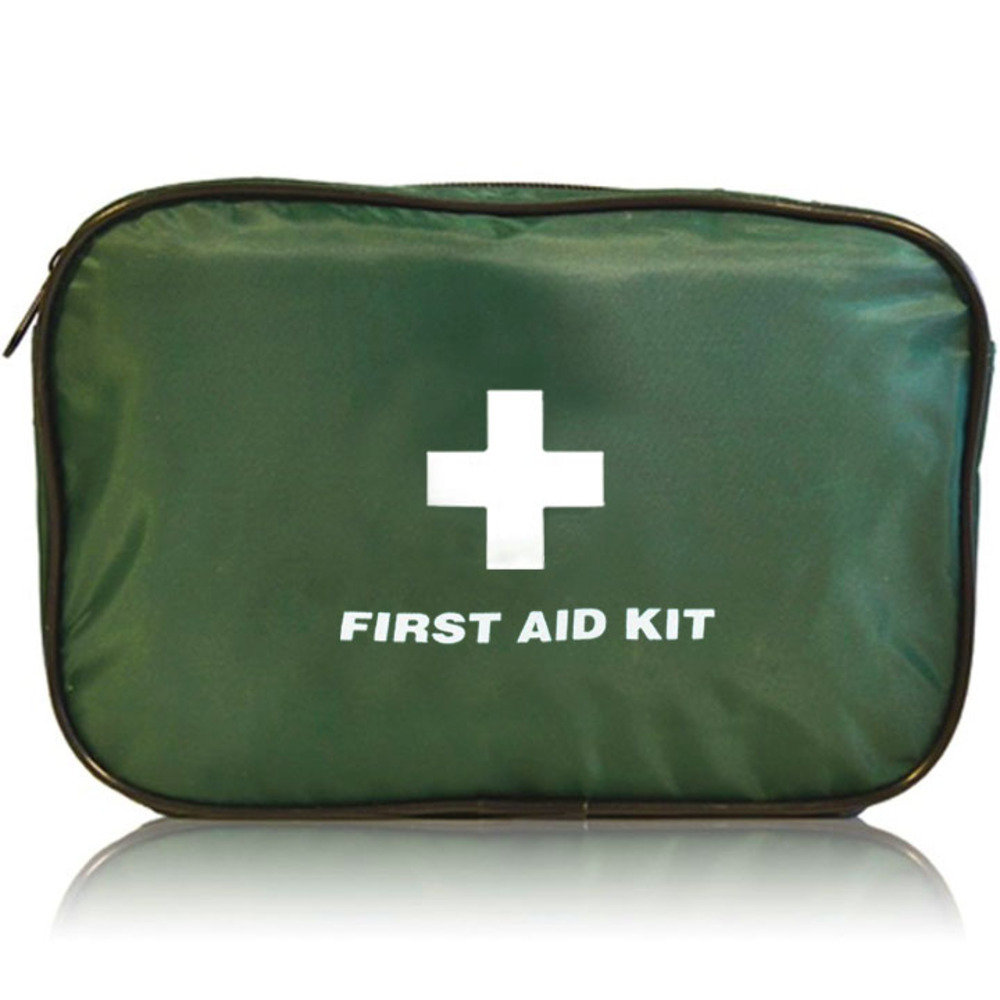 JFA Medical 10 Person HSE Workplace First Aid Kit in fabric case