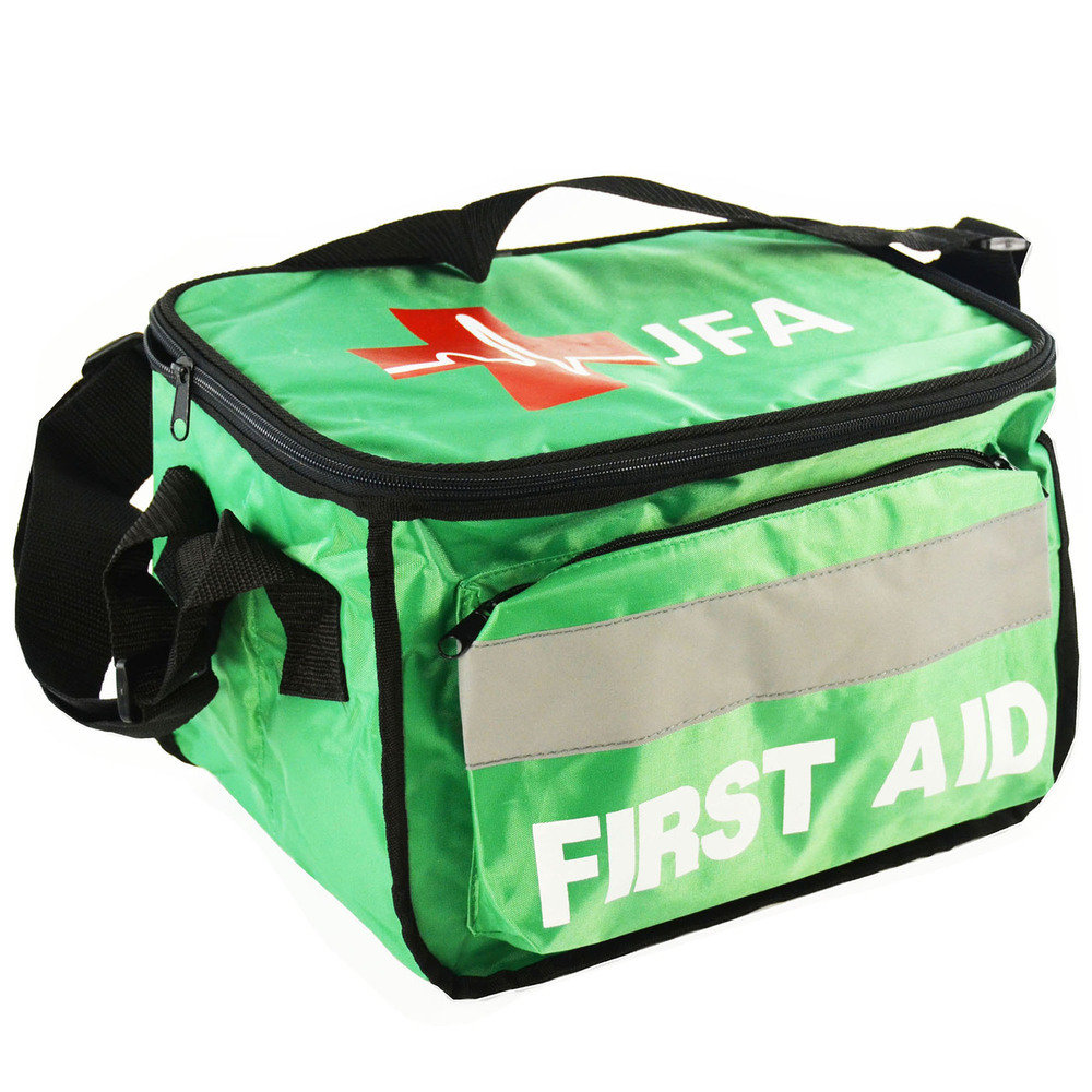 JFA Medical 50 Person HSE Workplace First Aid Kit in fabric case