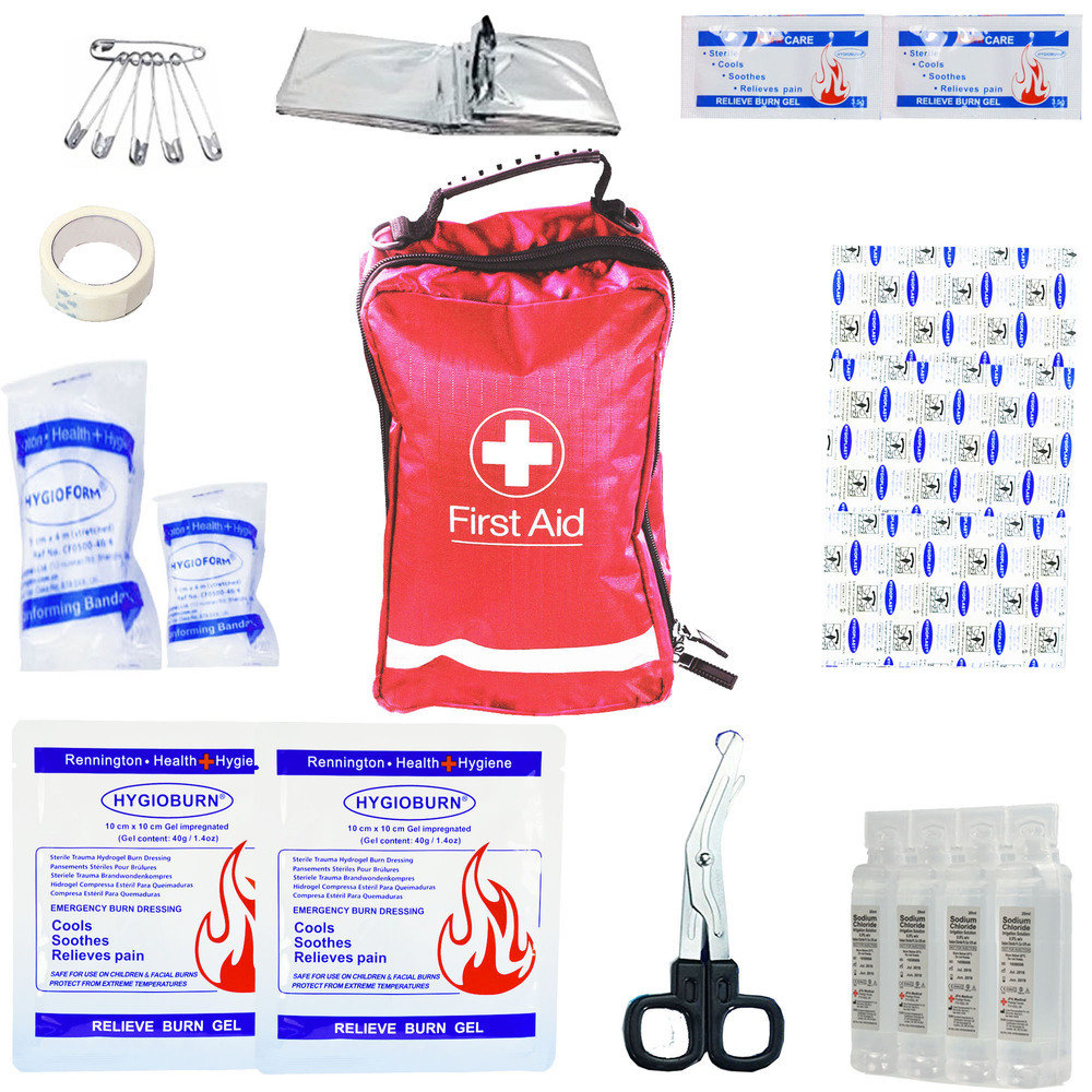 JFA Medical Emergency Small Burns First Aid Kit