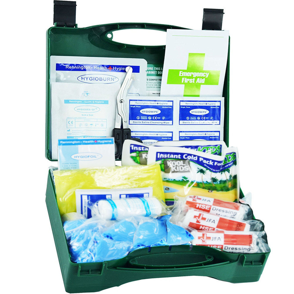 JFA Medical Primary School First Aid Kit Refill (British Standard Compliant)