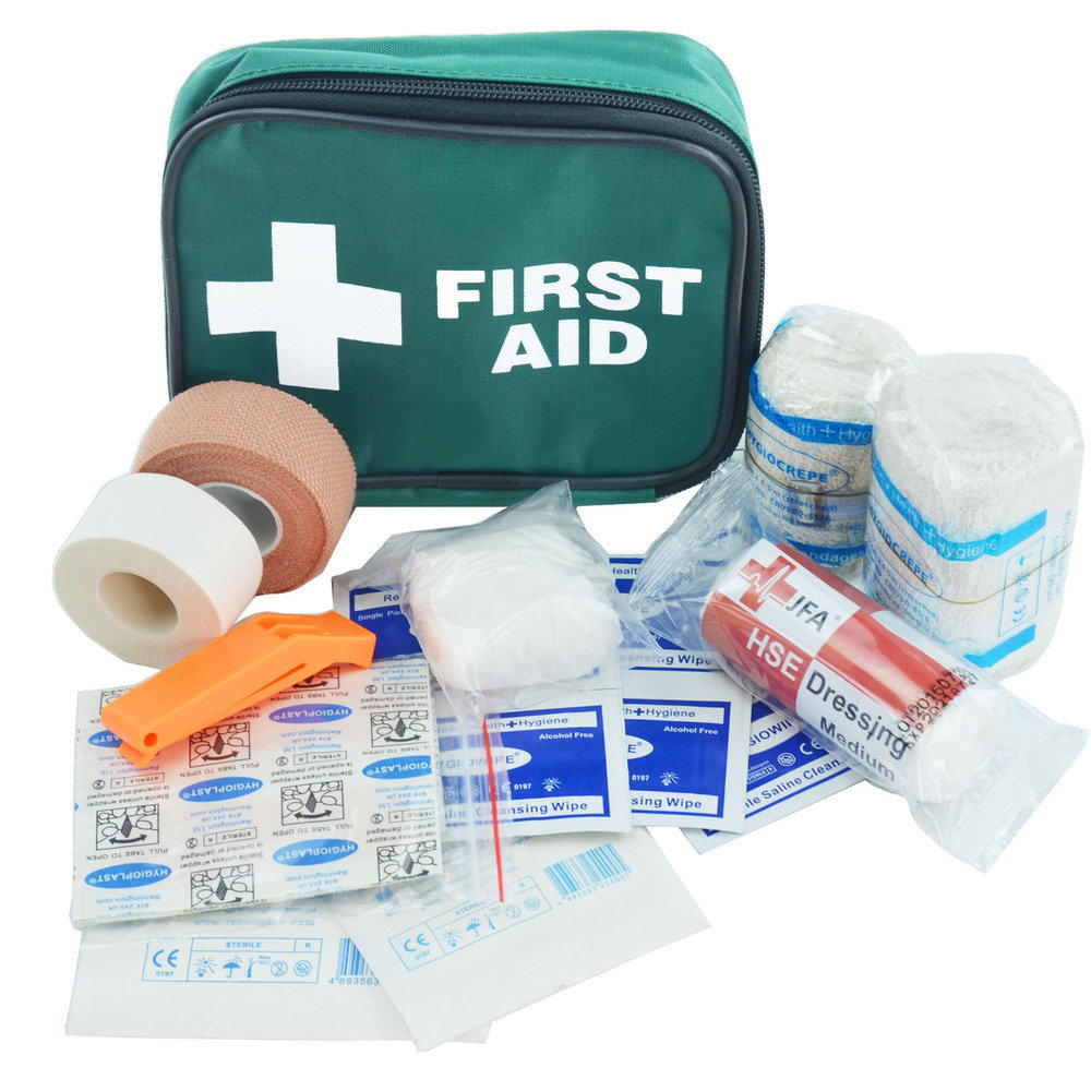 JFA Pocket Adventure First Aid Kit